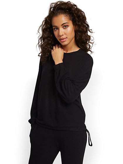 Super-Soft Knit Pullover - New York & Company