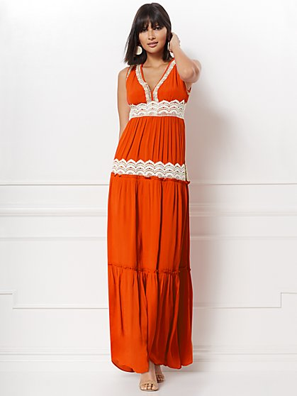 Suzette Maxi Dress - Eva Mendes Collection - New York & Company