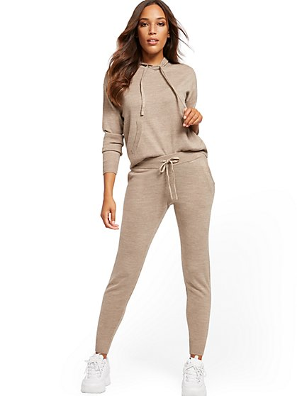 Sweater Jogger Pant - Soho Street - New York & Company