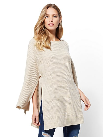 Sweater Poncho - New York & Company