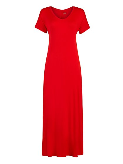 T-Shirt Maxi Dress - New York & Company