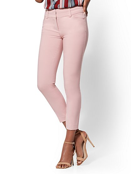 Tall Ankle Pant - All-Season Stretch - 7th Avenue - New York & Company