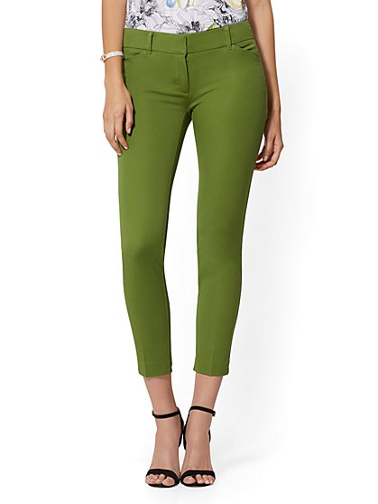 3b98de0d415 Tall Audrey Ankle Pant - Solid - New York   Company ...