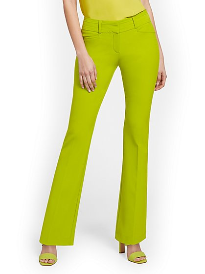 Tall Barely Bootcut Pant - Mid-Rise - Double Stretch - New York & Company