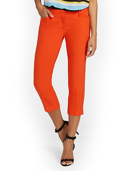 Tall Capri Pant - Double Stretch - 7th Avenue - New York & Company