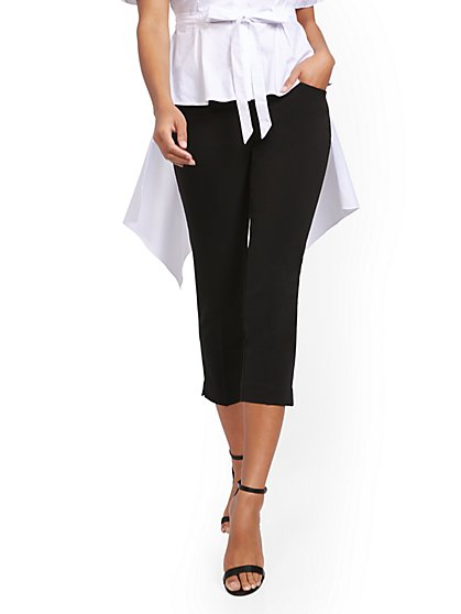 Tall Capri Pant – Double Stretch - 7th Avenue - New York & Company