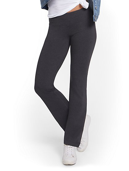 Tall High-Waisted Bootcut Yoga Pant - New York & Company