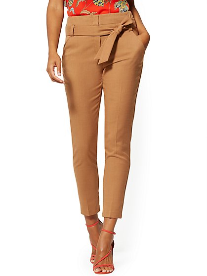 Tall Madie Pant - Camel - 7th Avenue - New York & Company