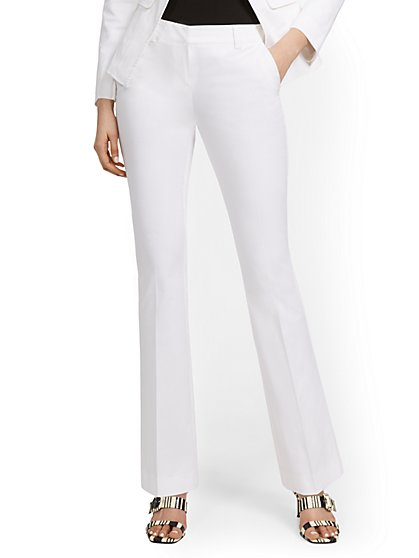 Tall Mid-Rise Bootcut Pant - New York & Company