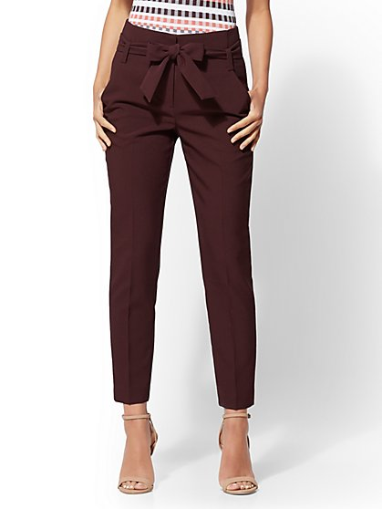 Tall Pant - The Madie 7th Avenue Pant - New York & Company