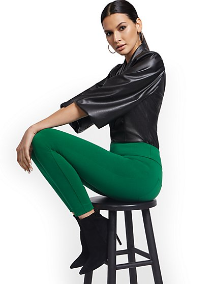 Tall Pull-On Ankle Pant - Superflex - New York & Company