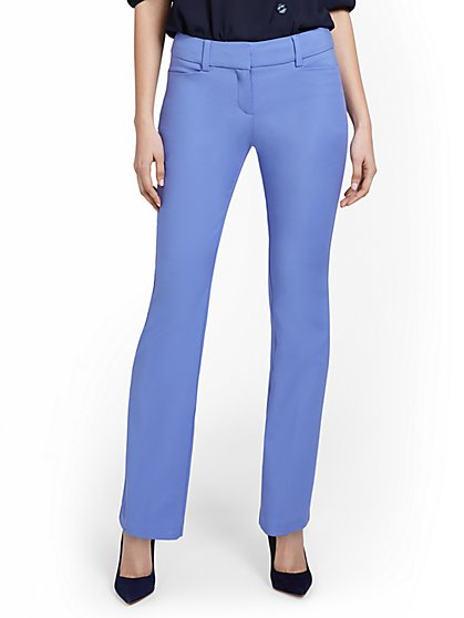 Tall Straight-Leg Pant - All-Season Stretch - 7th Avenue - New York & Company