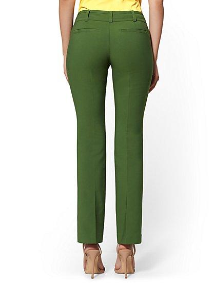 5a82f47787253 ... Tall Straight Leg Pant - Signature Fit - All-Season Stretch - 7th  Avenue -
