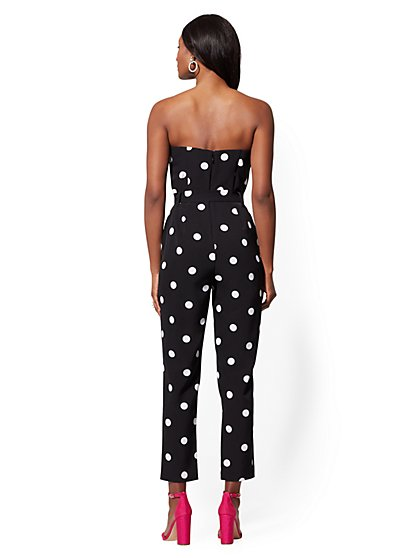 ee1ea140ec ... Tall Strapless Madie Jumpsuit - 7th Avenue - New York   Company ...