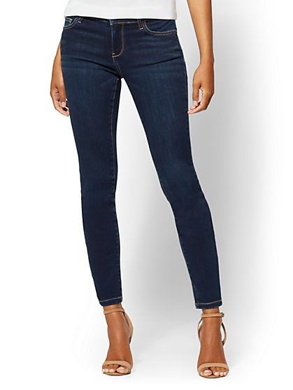 Tall Super-Skinny Jeans - NY&C Runway - Super Stretch - New York & Company