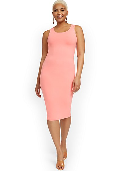 Tall Tank Midi Dress - Everyday Collection - New York & Company