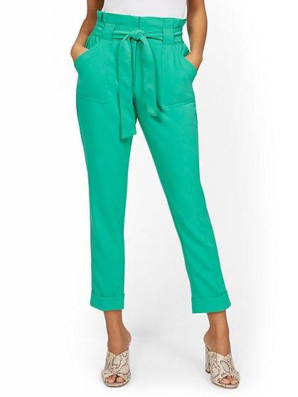 Tapered Leg Pant - New York & Company