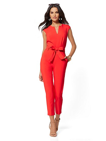 The Madie Jumpsuit - 7th Avenue - New York & Company