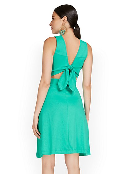 New York & Company: These Women's City Knits Dresses are on sale for $11.99.