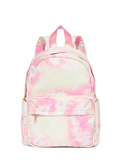 Tie-Dye Backpack - New York & Company