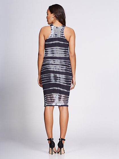 8dadeaa891 ... Tie-Dye Sweater Dress - Gabrielle Union Collection - New York   Company