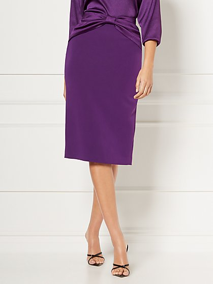 Tiffany Pencil Skirt - Eva Mendes Collection - New York & Company