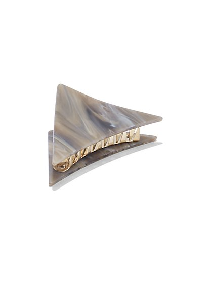 Triangular Hair Clip - New York & Company