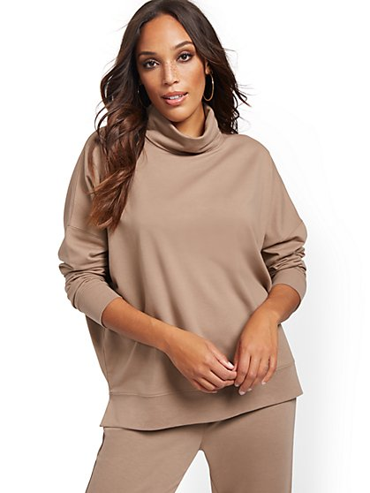 Turtleneck Pullover - Soho Street - New York & Company