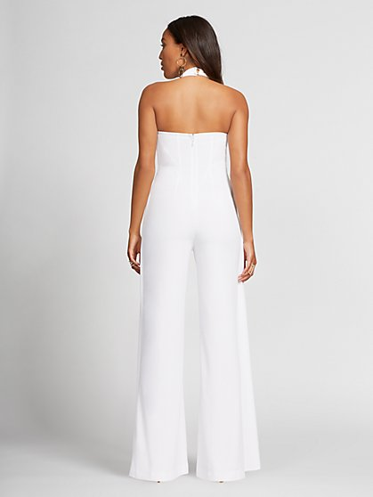 7f8d449bbe80 ... Twist-Front Jumpsuit - Gabrielle Union Collection - New York   Company  ...