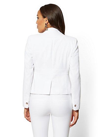 63f55830a68f ... Two-Button Jacket - All-Season Stretch - 7th Avenue - New York &