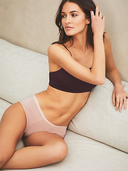 Unbelievably Soft Girlshort - New York & Company