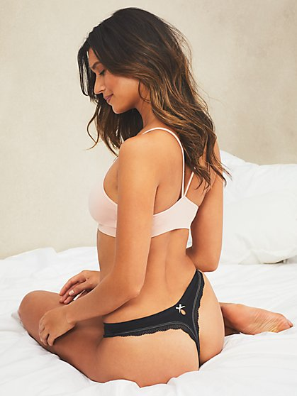 Unbelievably Soft Thong - New York & Company