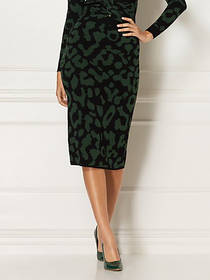 Vivia Sweater Skirt - Eva Mendes Collection - New York & Company