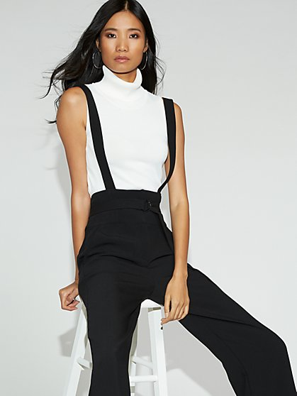 White Turtleneck - Gabrielle Union Collection - New York & Company