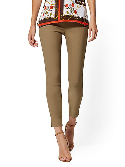 5f5992c022ea9f Whitney High-Waist Pull-On Ankle Pant - New York & Company ...