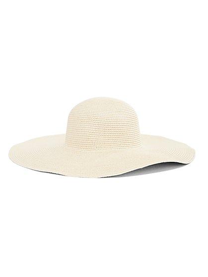 36d48da4 Wide-Brim Hat - New York & Company ...