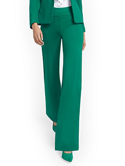 Wide Leg Pant - Superflex - New York & Company