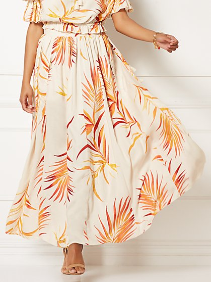 268ca137bba Wilma Maxi Skirt - Eva Mendes Collection - New York   Company ...