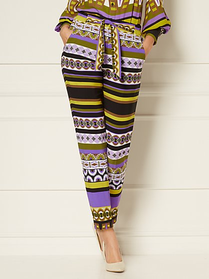 Zoey Jogger Pant - Eva Mendes Collection - New York & Company