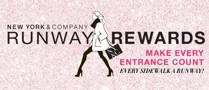 New York And Company Credit Card Payment >> Runwayrewards New York Company