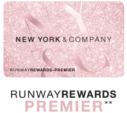 New York And Company Credit Card Payment >> Ny C Runway Rewards